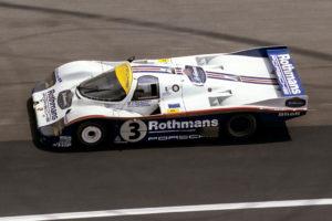 24 Heures du Mans 1983, 18-19 juin 1983
