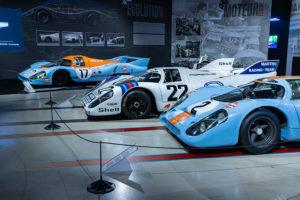 1ère victoire Porsche au Mans 1970